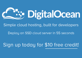 Digital Ocean Cloud Hosting